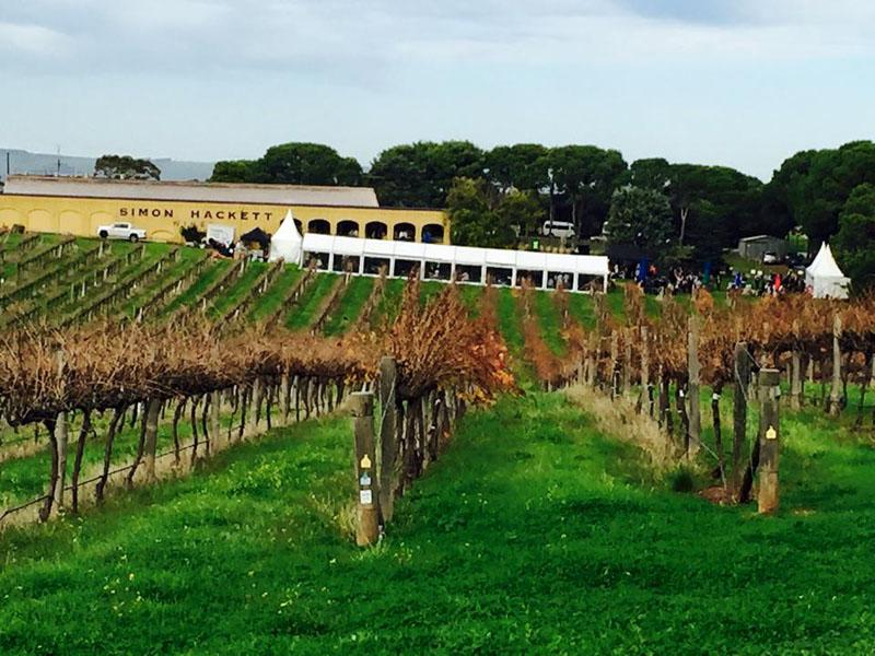 今月のオススメオーストラリアワイン